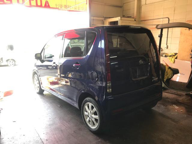 カスタム X スマートキー ナビ ETC HID 車検整備付(7枚目)
