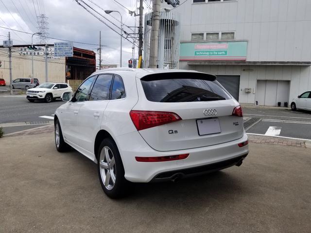「アウディ」「アウディ Q5」「SUV・クロカン」「大阪府」の中古車24
