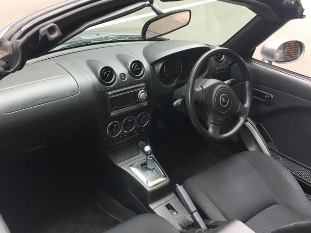 ハンドル回りの画像となります。是非ドライバーシートに座って体感してみてください。