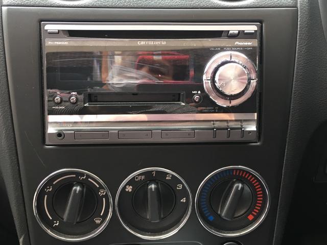 カロッツェリア FH-D520MD CD・MDオーディオ