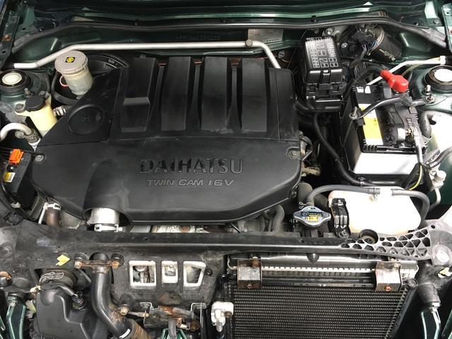 エンジン等、機関良好も良好で、しっかりメンテナンスしてご納車致します。
