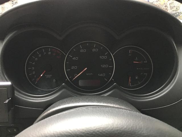 大変見やすい、メーターパネルで安全運転をサポートしてくれます!!