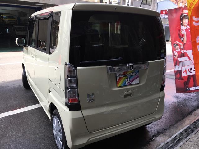 G ナビ・テレビ付き スマートキー インパネAT(4枚目)