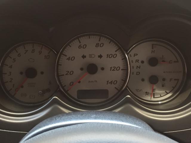 大変見やすいメーターパネルで安全運転をサポートしてくれます!!