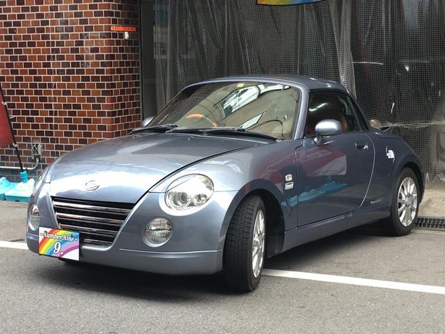 「ダイハツ」「コペン」「オープンカー」「大阪府」の中古車3