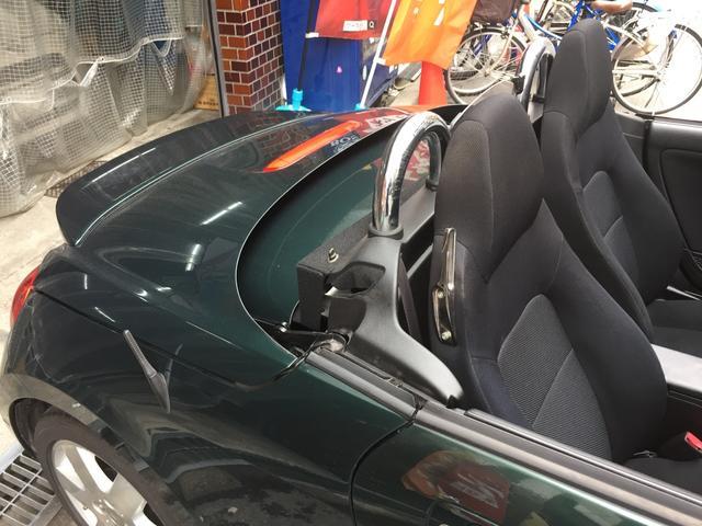 コペンと言えば、軽自動車唯一の、電動オープン!スムーズに動き、操作も簡単です!!