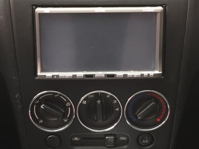 ECLIPSE AVN558HD ナビ・テレビが装備されています!!また、当店では、エアコン整備、点検、ガス入れも行っております!!納車当日から、車内を涼しく保ちます!