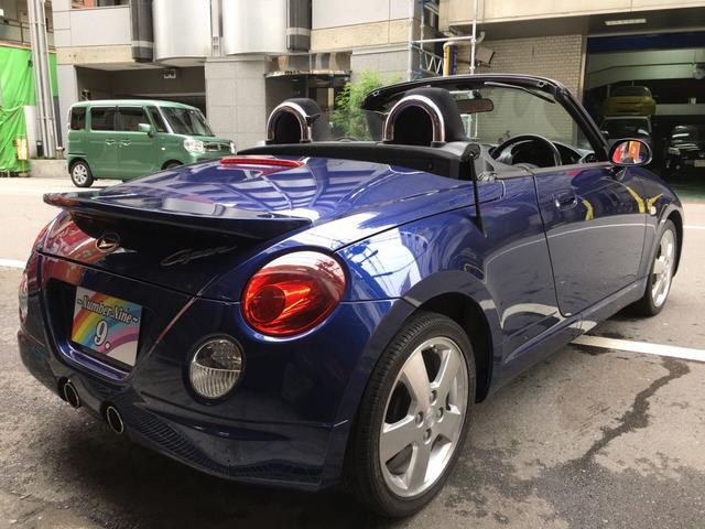 「ダイハツ」「コペン」「オープンカー」「大阪府」の中古車45