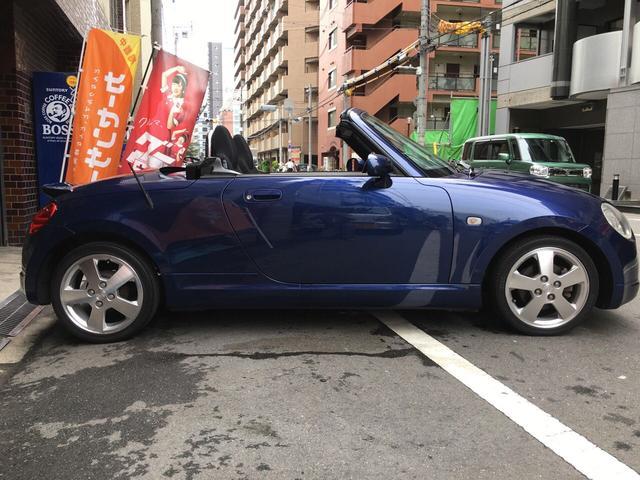 「ダイハツ」「コペン」「オープンカー」「大阪府」の中古車46