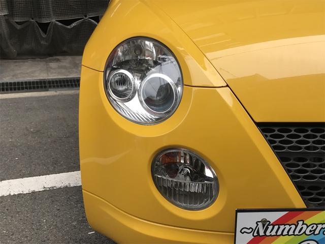 純正HIDヘッドライト!丸目のヘッドライトとフォグランプが大変人気となっております!!