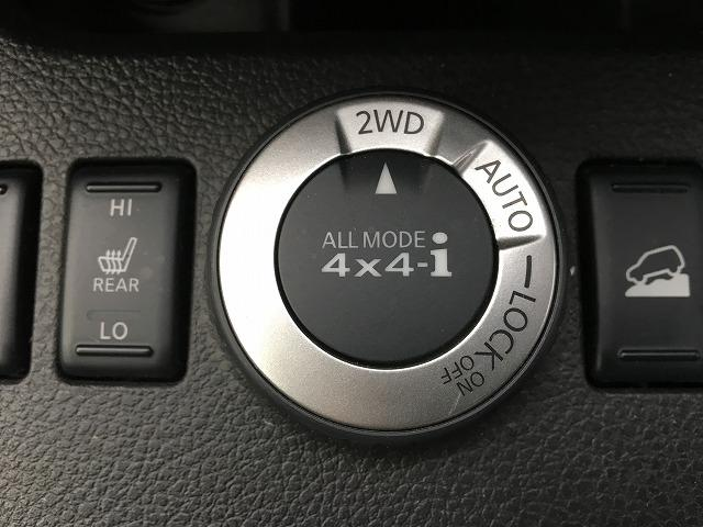 20Xt 禁煙 4WD HID シートヒーター 純正18AW(5枚目)