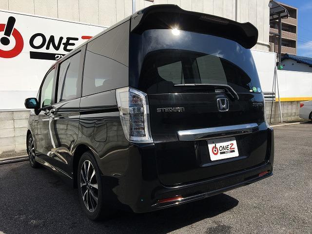 「ホンダ」「ステップワゴンスパーダ」「ミニバン・ワンボックス」「滋賀県」の中古車37