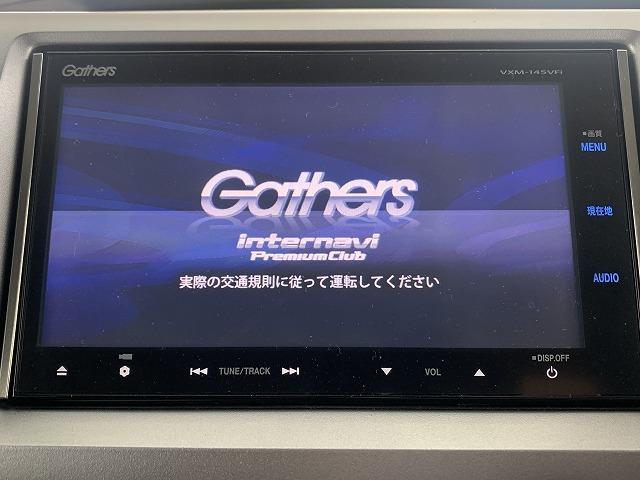 Z クールスピリット 禁煙 純正HDDナビ 両側電動 黒半革(3枚目)