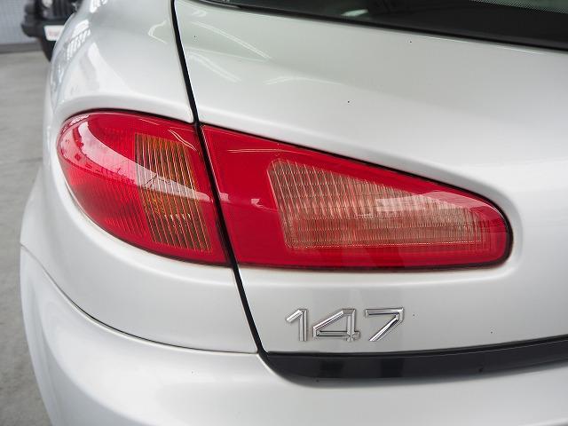 2.0 ツインスパーク セレスピード 禁煙車 社外HDDナビ 純正17インチAW HIDヘッドランプ パドルシフト(40枚目)