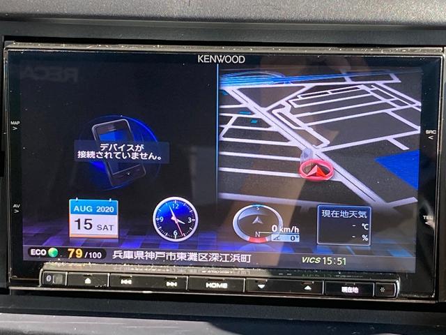 GSRエボリューションX ・4WD・車高調ローダウン・SSR18インチAW・ブレンボキャリパー・2本出しマフラー・ケンウッドナビ・バックカメラ・Bluetooth接続・パドルシフト・黒ハーフレザー・スマートキー・HID(44枚目)