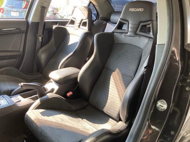 GSRエボリューションX ・4WD・車高調ローダウン・SSR18インチAW・ブレンボキャリパー・2本出しマフラー・ケンウッドナビ・バックカメラ・Bluetooth接続・パドルシフト・黒ハーフレザー・スマートキー・HID(60枚目)