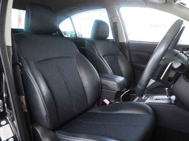2.5GT Sパッケージ 4WD 禁煙車 純正HDDナビ 黒半革シート バックカメラ パドルシフト HIDヘッド 純正18AW ETC(11枚目)
