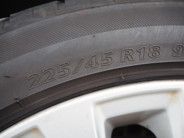 2.5GT Sパッケージ 4WD 禁煙車 純正HDDナビ 黒半革シート バックカメラ パドルシフト HIDヘッド 純正18AW ETC(25枚目)