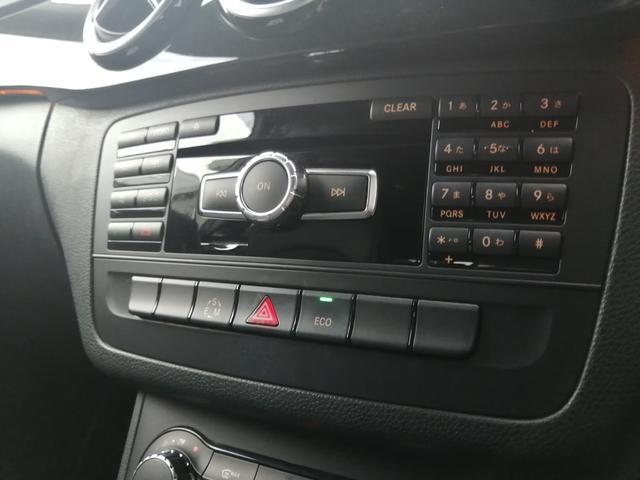 B180 ブルーエフィシェンシースポーツナイトPKG HIDライト/パドルシフト/Bカメラ/純正ナビ/クルコン/キーレス/BTオーディオ/ステアリングリモコン/ウィンカーミラー/USB接続可(42枚目)