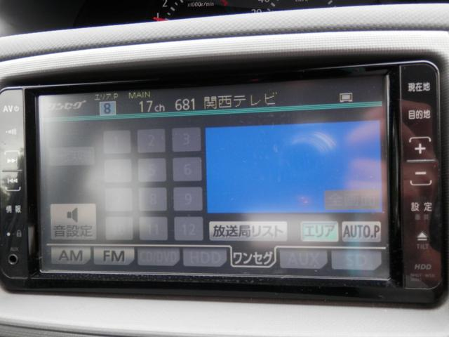 Xリミテッド HDDナビ 地デジ 自動ドア ワンオーナー(13枚目)