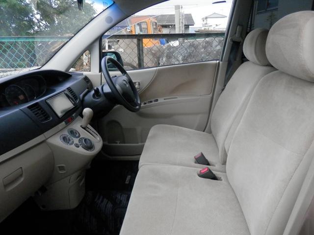Xスペシャル ナビ フルセグTV BT再生 禁煙車 保証付き メモリーナビ フルセグTV Bluetooth再生 DVD ETC禁煙車 キーレス 電格ミラー ベンチ シート シートアンダートレイ アームレスト 保証付き カード払OK(8枚目)