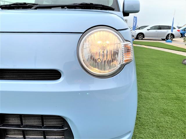 ココアXスペシャル 車検整備付き 電格ミラー ライトブルー(18枚目)