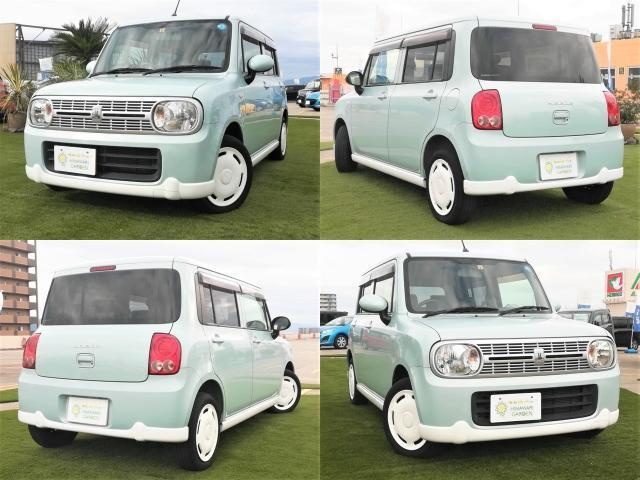 「スズキ」「アルトラパン」「軽自動車」「大阪府」の中古車5
