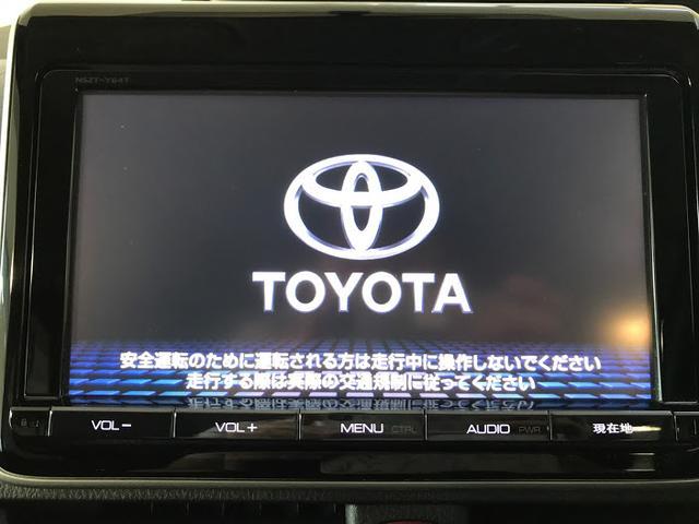 【純正SDナビ】CD・DVDの再生やフルセグTVの視聴も可能です☆高性能&多機能ナビでドライブも快適ですよ☆