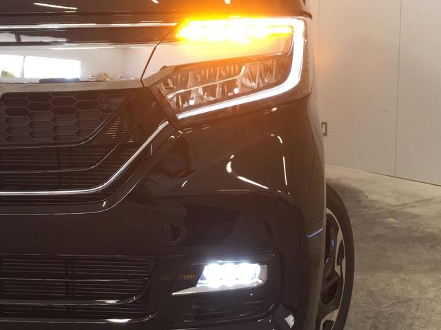 G・Lターボホンダセンシング ホンダセンシング・両側パワースライド・ターボ・レーダークルーズ・レーンアシスト・スマートキー・禁煙車・オートライト・LEDヘッドライト・衝突軽減システム・シートヒーター・ハーフレザーシート(34枚目)