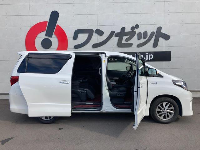「トヨタ」「アルファード」「ミニバン・ワンボックス」「徳島県」の中古車47