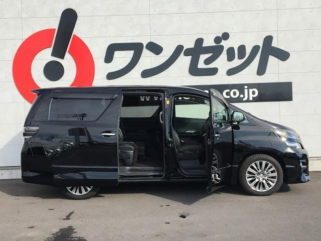 「トヨタ」「ヴェルファイア」「ミニバン・ワンボックス」「徳島県」の中古車53