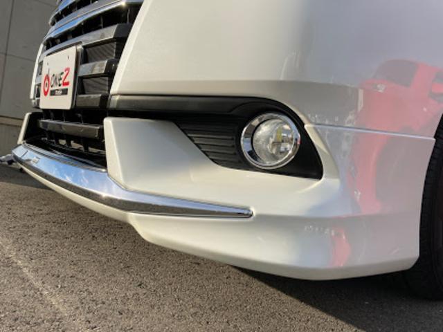 ハイブリッドG ワンオーナー・両側パワースライド・アルパイン10インチSDナビ・バックカメラ・フルセグ・ETC・置くだけ充電・シートヒーター・モデリスタエアロ・スマートキー・クルーズコントロール(57枚目)
