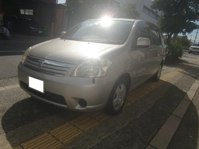 「トヨタ」「ラウム」「ミニバン・ワンボックス」「大阪府」の中古車6
