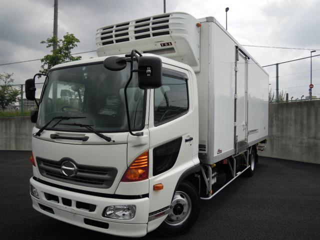 2.6t積冷蔵冷凍車・格納ゲート・スタンバイ付・-32℃設定(2枚目)