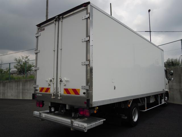 2.6t積冷蔵冷凍車・格納ゲート・スタンバイ付・-32℃設定(5枚目)