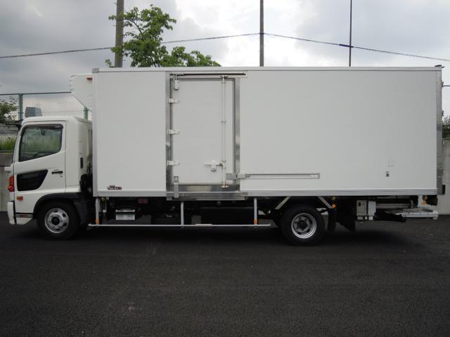 2.6t積冷蔵冷凍車・格納ゲート・スタンバイ付・-32℃設定(6枚目)