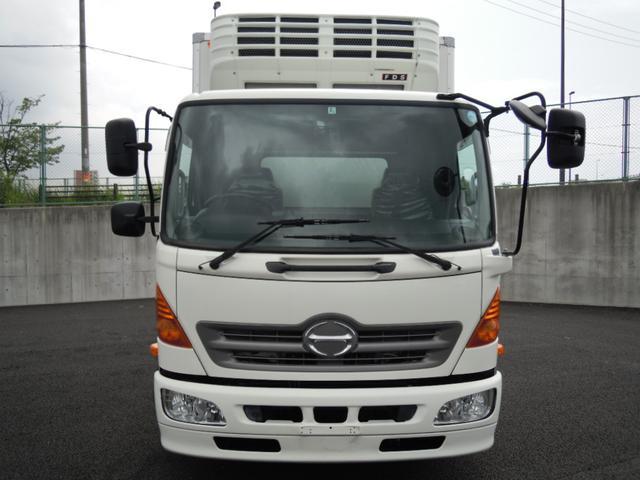 2.6t積冷蔵冷凍車・格納ゲート・スタンバイ付・-32℃設定(8枚目)