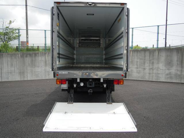 2.6t積冷蔵冷凍車・格納ゲート・スタンバイ付・-32℃設定(11枚目)