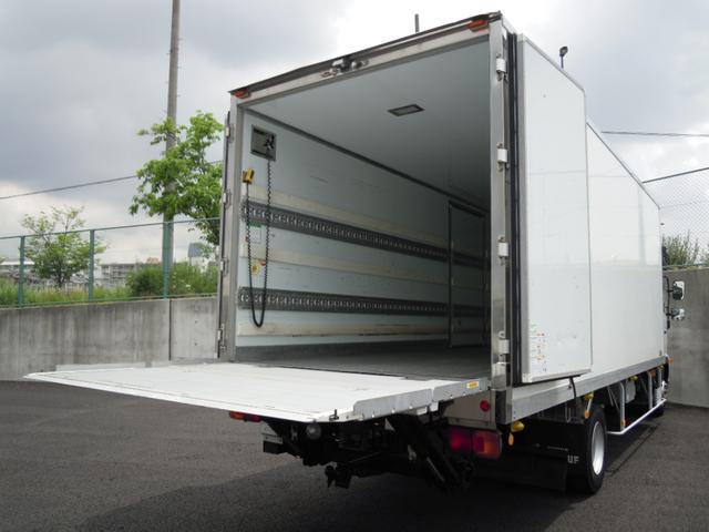 2.6t積冷蔵冷凍車・格納ゲート・スタンバイ付・-32℃設定(15枚目)