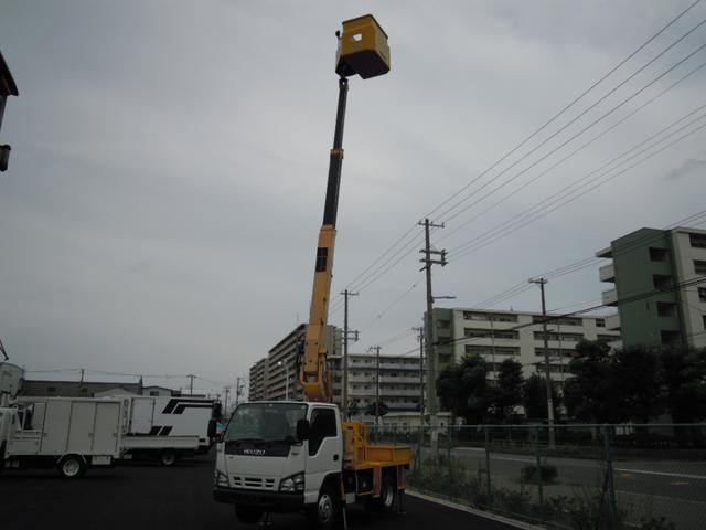 10m高所作業車(2枚目)