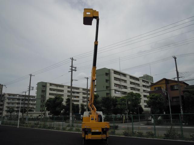 10m高所作業車(12枚目)