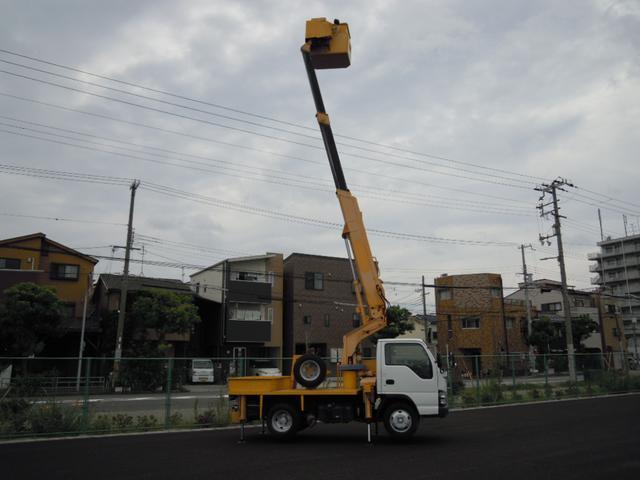 10m高所作業車(15枚目)