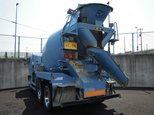 増トンミキサー 積載11120kg(4枚目)