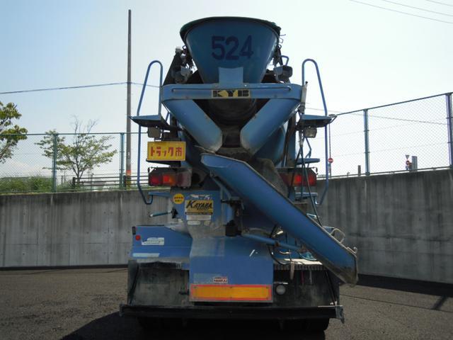 増トンミキサー 積載11120kg(8枚目)