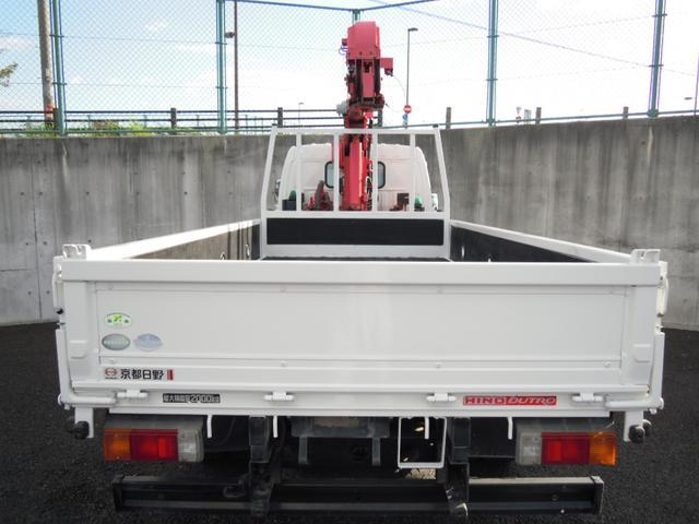 2.63t吊3段クレーン付 ラジコン付 高床車(11枚目)