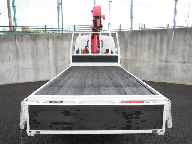 2.63t吊3段クレーン付 ラジコン付 高床車(13枚目)