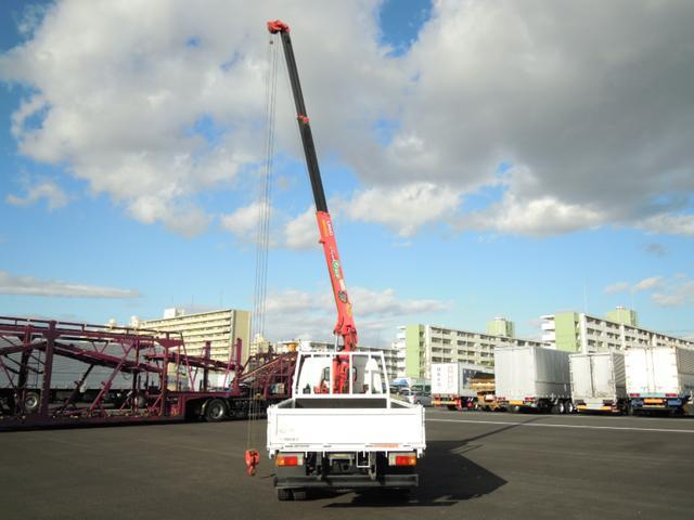 2.63t吊3段クレーン付 ラジコン付 高床車(17枚目)