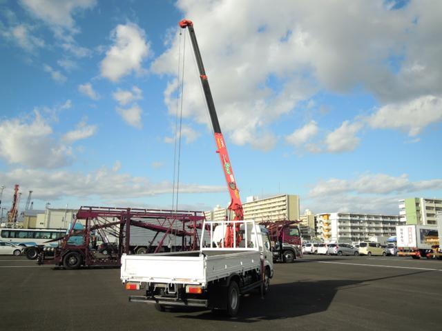 2.63t吊3段クレーン付 ラジコン付 高床車(18枚目)