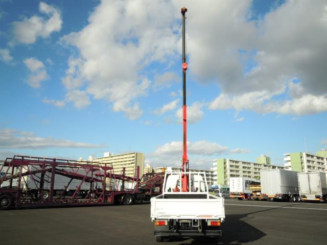 2.63t吊3段クレーン付 ラジコン付 高床車(19枚目)