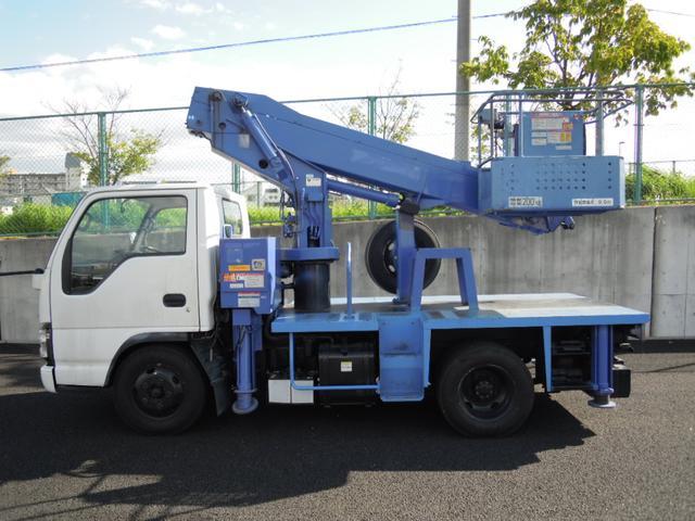 9.9m 高所作業車(2枚目)